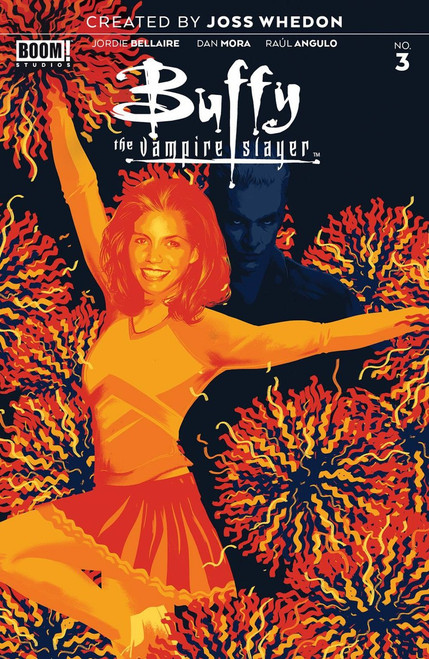 Boom Studios Buffy The Vampire Slayer #3 Comic Book [Cover A Taylor]