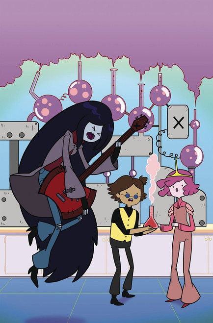 KaBOOM! Adventure Time Marcy & Simon #3 Comic Book