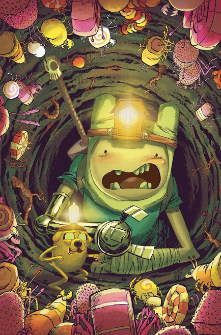 KaBOOM! Adventure Time #6 Season 11 Comic Book