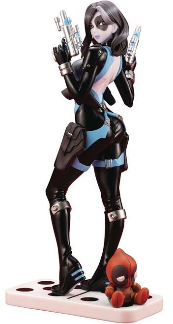 Marvel Bishoujo Domino Statue