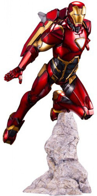 Marvel Avengers ArtFX Premier Iron Man 11.8-Inch Limited Edition Statue