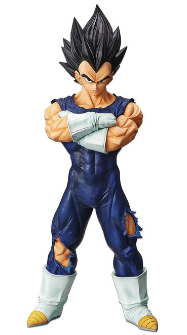 Dragon Ball Z Grandista Nero Vegeta 10.2-Inch Collectible PVC Figure