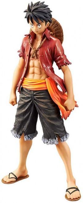 One Piece: Stampede DXF Grandline Men Monkey D. Luffy Collectible PVC Figure [Vol.1]