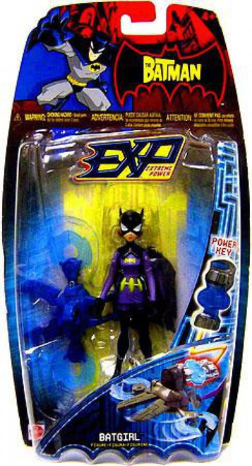 The Batman EXP Extreme Power Batgirl Action Figure