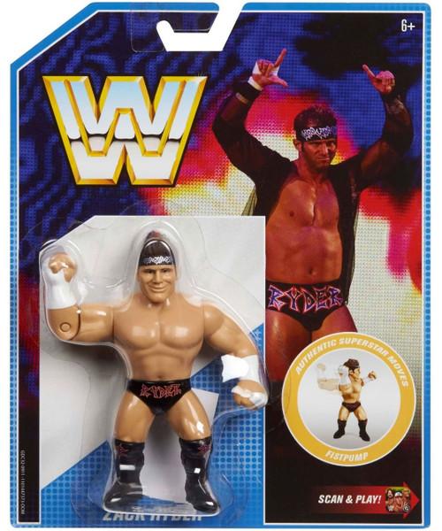 WWE Wrestling Retro Zack Ryder Action Figure