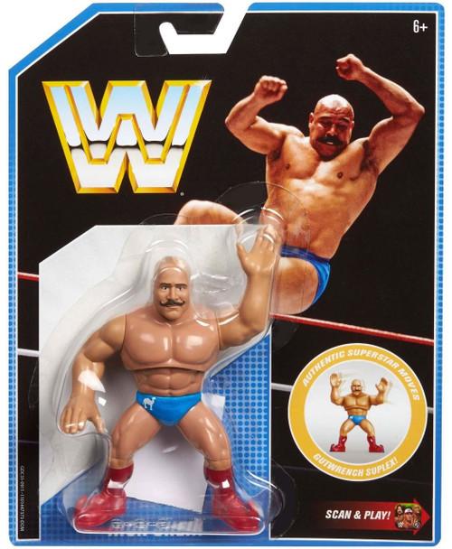 WWE Wrestling Retro Iron Sheik Action Figure