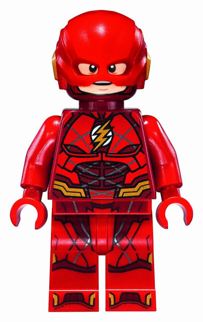 LEGO DC Universe Super Heroes Justice League The Flash Minifigure [Loose]