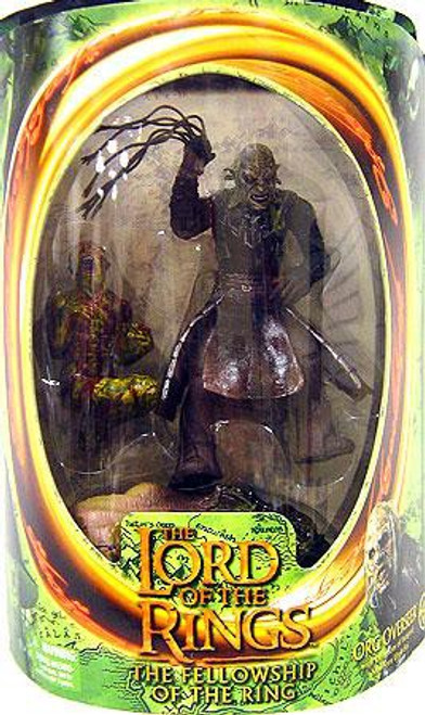 The Lord of the Rings The Fellowship of the Ring Orc Overseer Action Figure [Damaged Package]
