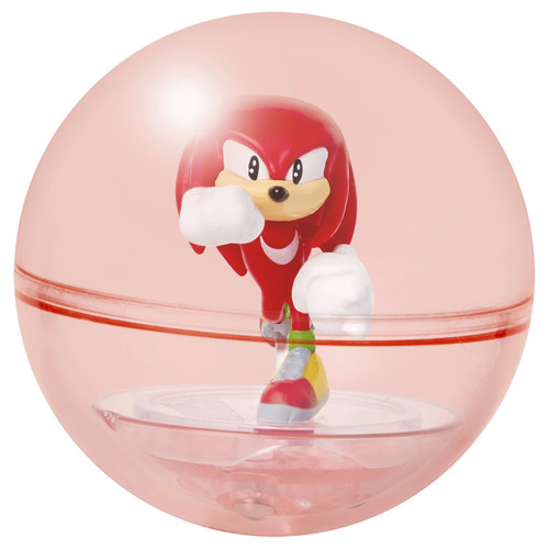 Sonic The Hedgehog Sonic Sphere Knuckles Action Figure