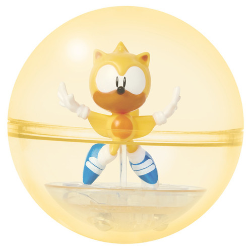 Sonic The Hedgehog Sonic Sphere Ray Action Figure