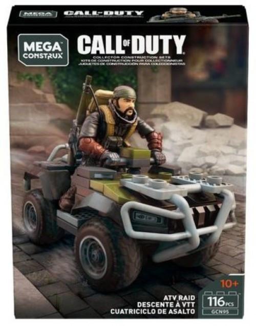 Call of Duty ATV Raid Set