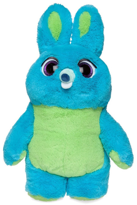 Disney Toy Story 4 Bunny Exclusive 17-Inch Talking Plush
