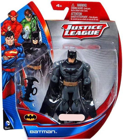 Justice League Batman Exclusive Action Figure [Black & Gray, Damaged Package]