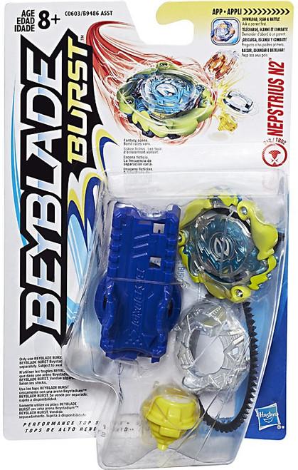 Beyblade Burst Nepstrius N2 Starter Pack [Damaged Package]