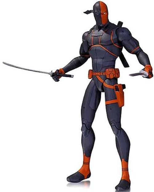 Son of Batman Deathstroke Action Figure [Damaged Package]