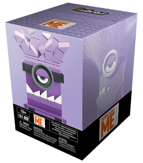Mega Bloks Kubros Despicable Me Evil Minion Set [Damaged Package]