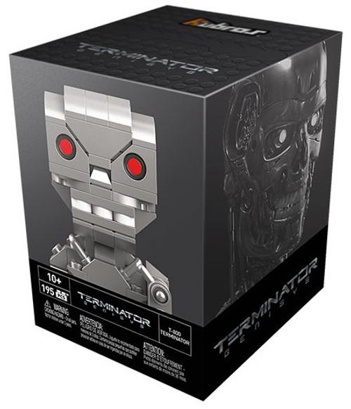 Mega Bloks Kubros Terminator Genysis T-800 Terminator Set [Damaged Package]