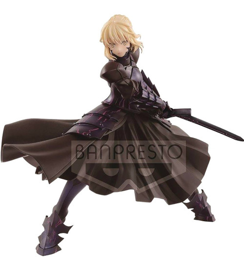 Fate/Stay Night: Heaven's Feel Mordred 7.1-Inch Collectible PVC Figure [Alter, Damaged Package]
