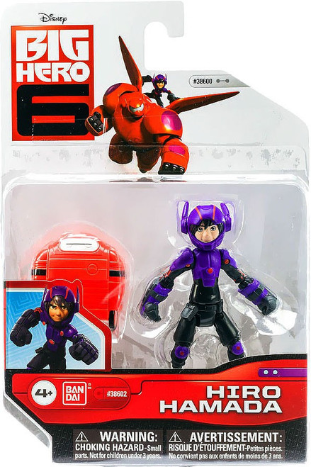 Big Hero 6 Hiro Hamada Action Figure [Damaged Package]