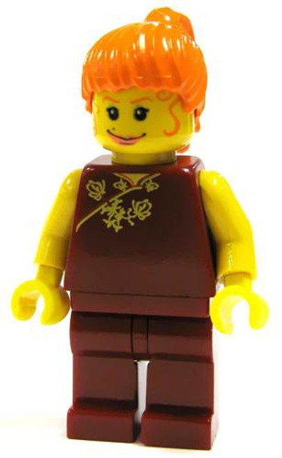 LEGO Spider-Man Mary Jane Minifigure [Red Dress Loose]