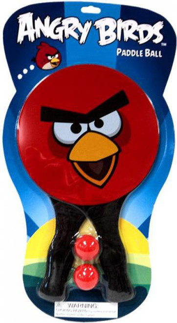 Angry Birds Paddle Ball Set [Loose]