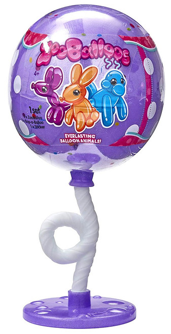 Series 1 ZooBaloos Mystery Pack [RANDOM Color Balloon!]