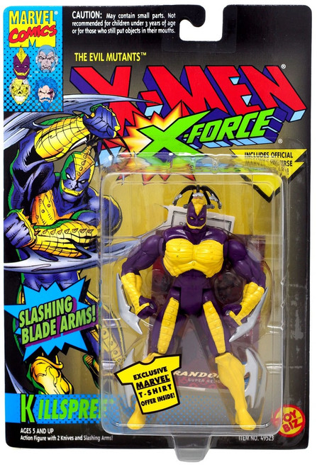 Marvel X-Men X-Force Killspree Action Figure