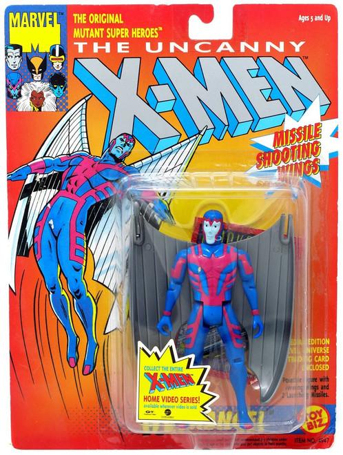 Marvel The Uncanny X-Men Archangel Action Figure [Grey Wings]