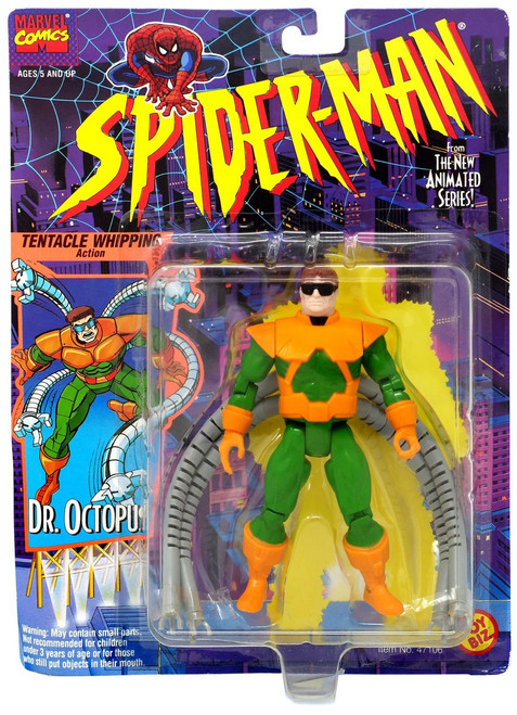 Marvel Spider-Man Dr. Octopus Action Figure