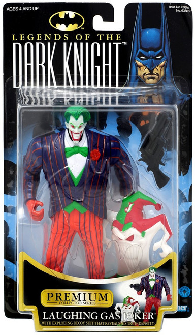 Batman Legends of the Dark Knight Premium Collector Series The Joker Action Figure [Laughing Gas]