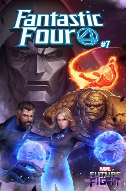 Marvel Comics Fantastic Four #7 Comic Book [Yongho Cho Mystery Variant]