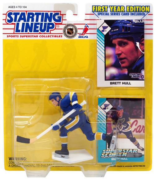NHL Starting Lineup Brett Hull Action Figure