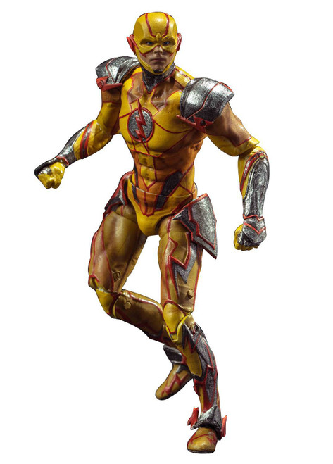 DC Injustice 2 Reverse Flash Exclusive Action Figure