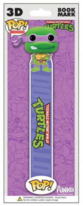 Funko Teenage Mutant Ninja Turtles POP! TV Donatello Book Mark