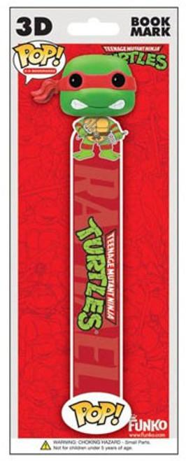 Funko Teenage Mutant Ninja Turtles POP! TV Raphael Book Mark