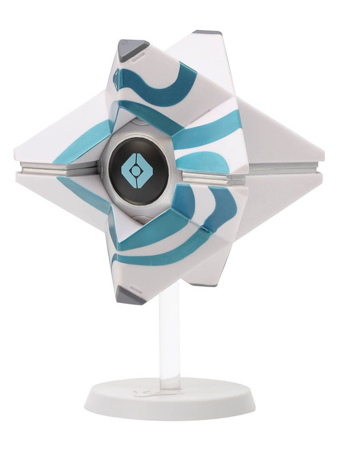 Destiny Hunter Ghost 7-Inch Vinyl Statue [Includes Download Code, Damaged Package]