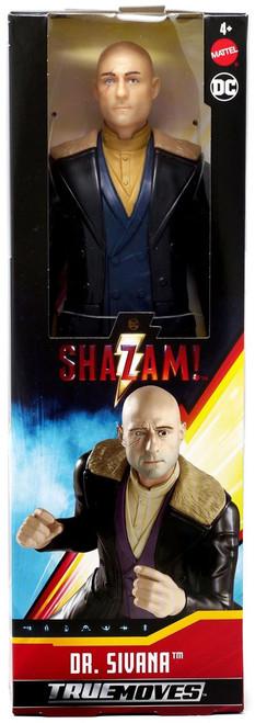 DC Shazam Movie True Moves Dr. Sivana Action Figure