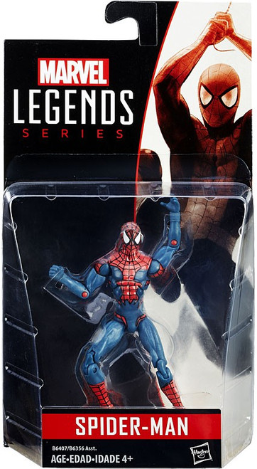 Marvel Legends 2016 Series 1 Spider-Man Action Figure [House of M, Damaged Package]