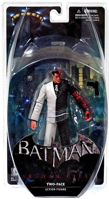 Batman Arkham City Two-Face Action Figure [Damaged Package]