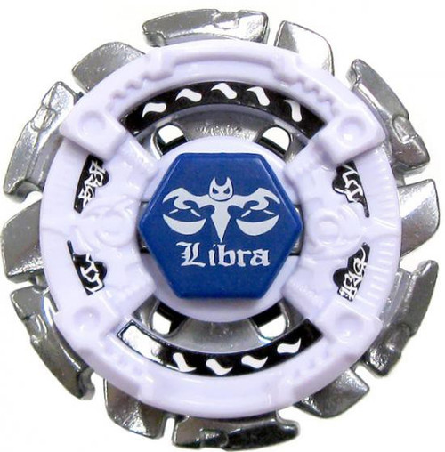 Beyblade Metal Fusion Top Dark Libra Accessory [ED145SD [Balance] Loose]