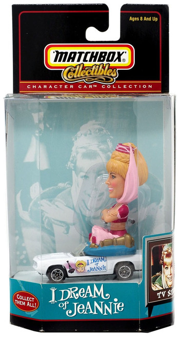 Matchbox Character Car Collection Movie Series I Dream of Jeannie Diecast Vehicle [Moderate shelf wear]