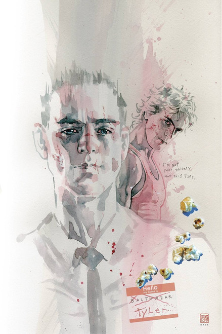 Dark Horse Fight Club 3 #4 Comic Book