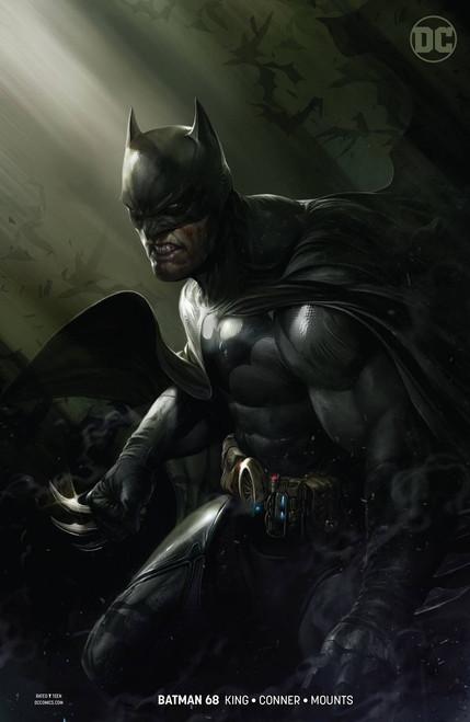 DC Batman #68 Comic Book [Francesco Mattina Variant]