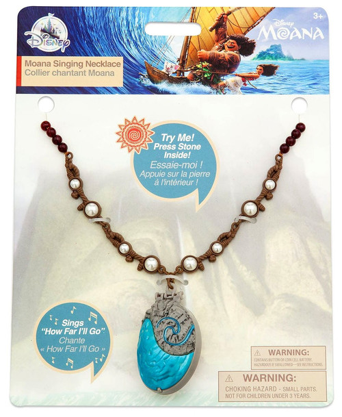 Disney Moana Moana Singing Exclusive Necklace [Version 3]
