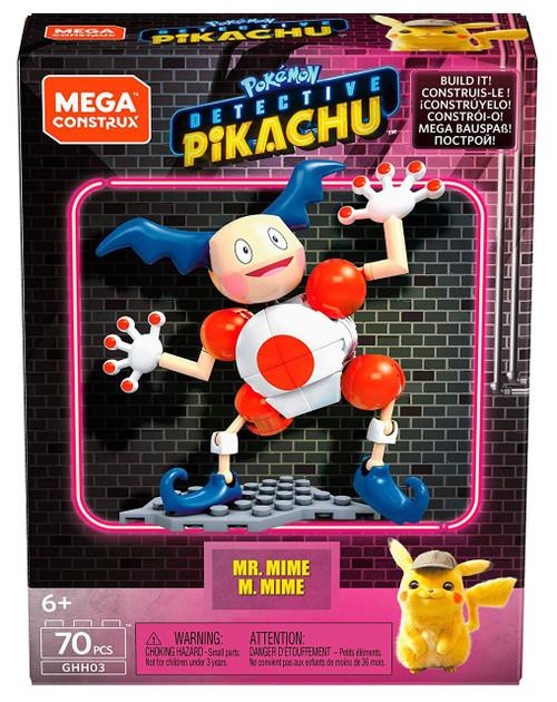 Pokemon Detective Pikachu Mr. Mime Set