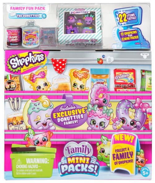 Shopkins Family Mini Packs! Season 11 Mini Packs! Mega 22-Pack [RANDOM Assortment!]