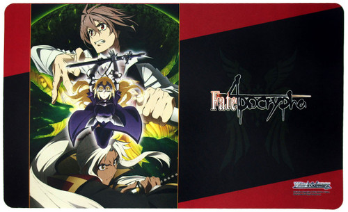 Weiss Schwarz Card Supplies Fate/Apocrypha Playmat