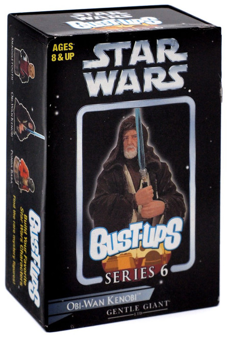 Star Wars Bust-Ups Series 6 Obi-Wan Kenobi Micro Bust