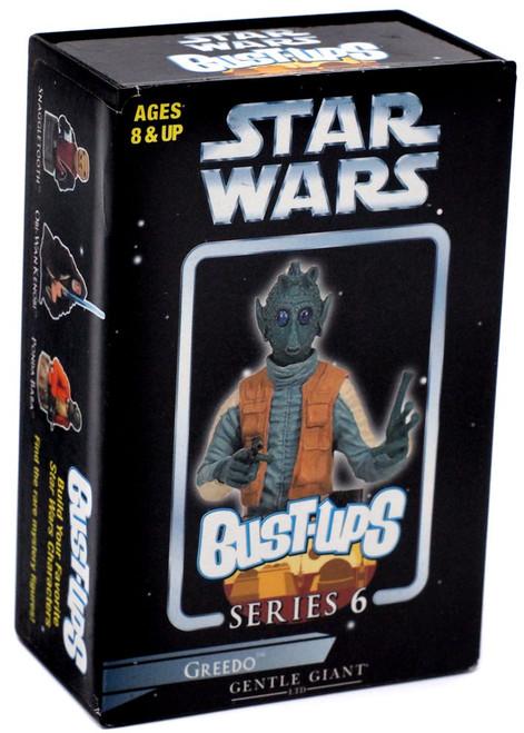 Star Wars Bust-Ups Series 6 Greedo Micro Bust