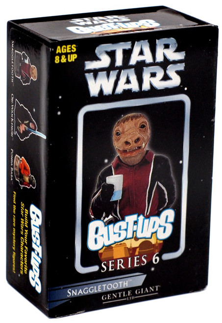Star Wars Bust-Ups Series 6 Snaggletooth Micro Bust
